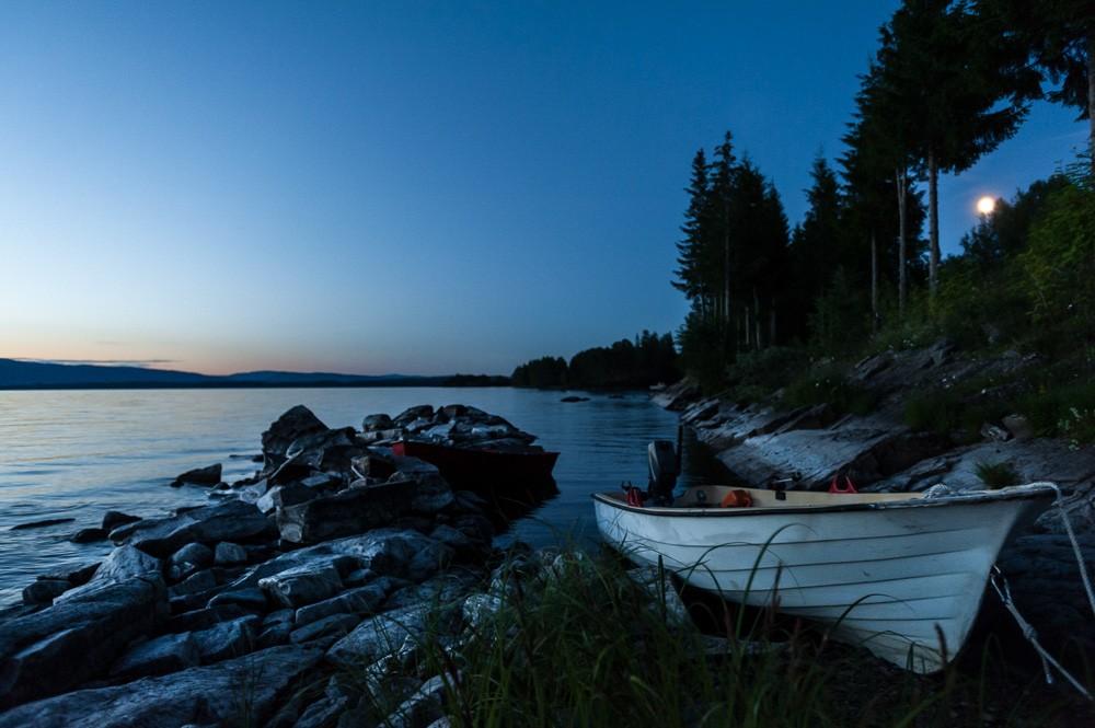 Snåsavatnet, Norwegen