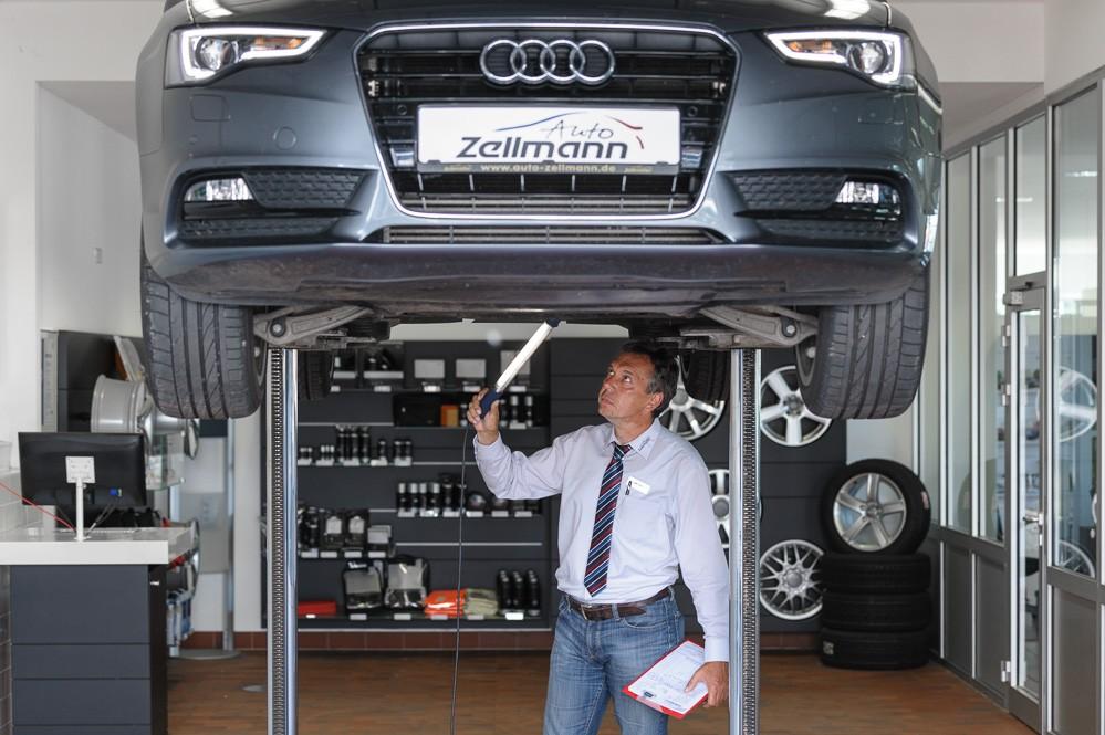 Audi-Direktannahme