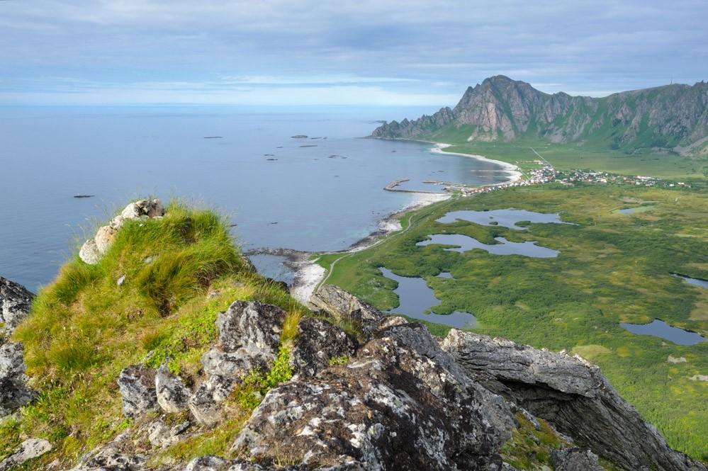 Andøya, Insel der Vesterålen, Norwegen
