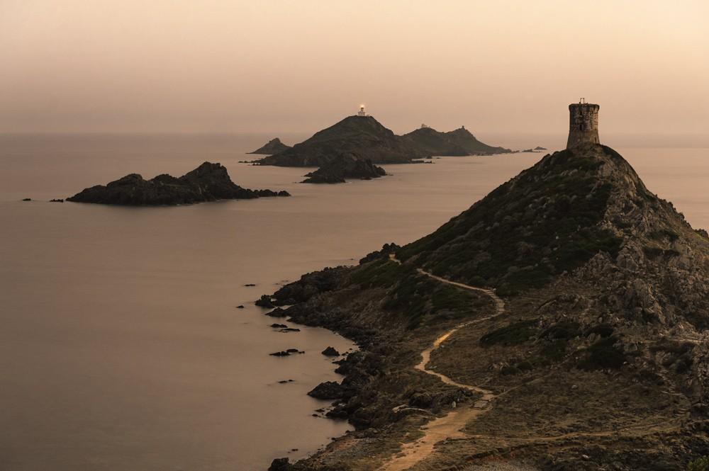 Îles Sanguinaires, Korsika