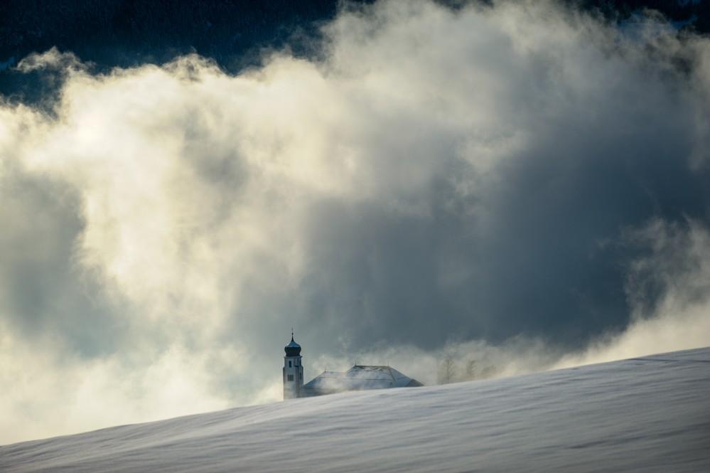 Kirche von Lajen, Südtirol