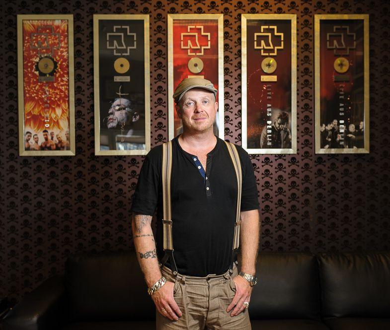 Thilo Goos, Geschäftsführer von Black Box Music