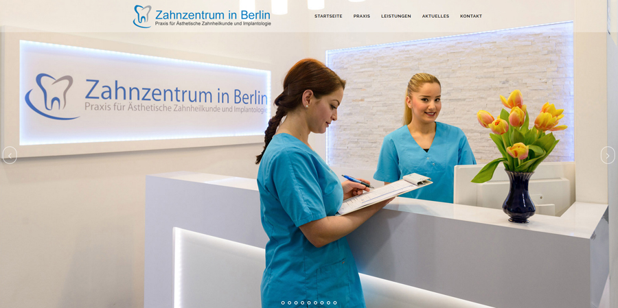 Zahnzentrum in Berlin