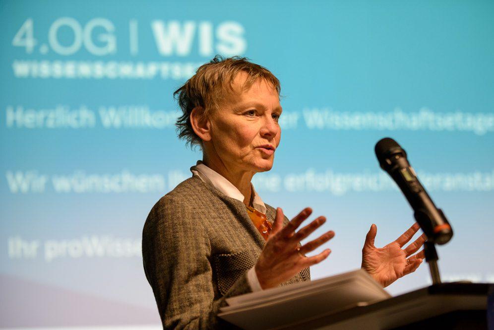 Sabine Kunst, Wissenschaftsministerin Brandenburg