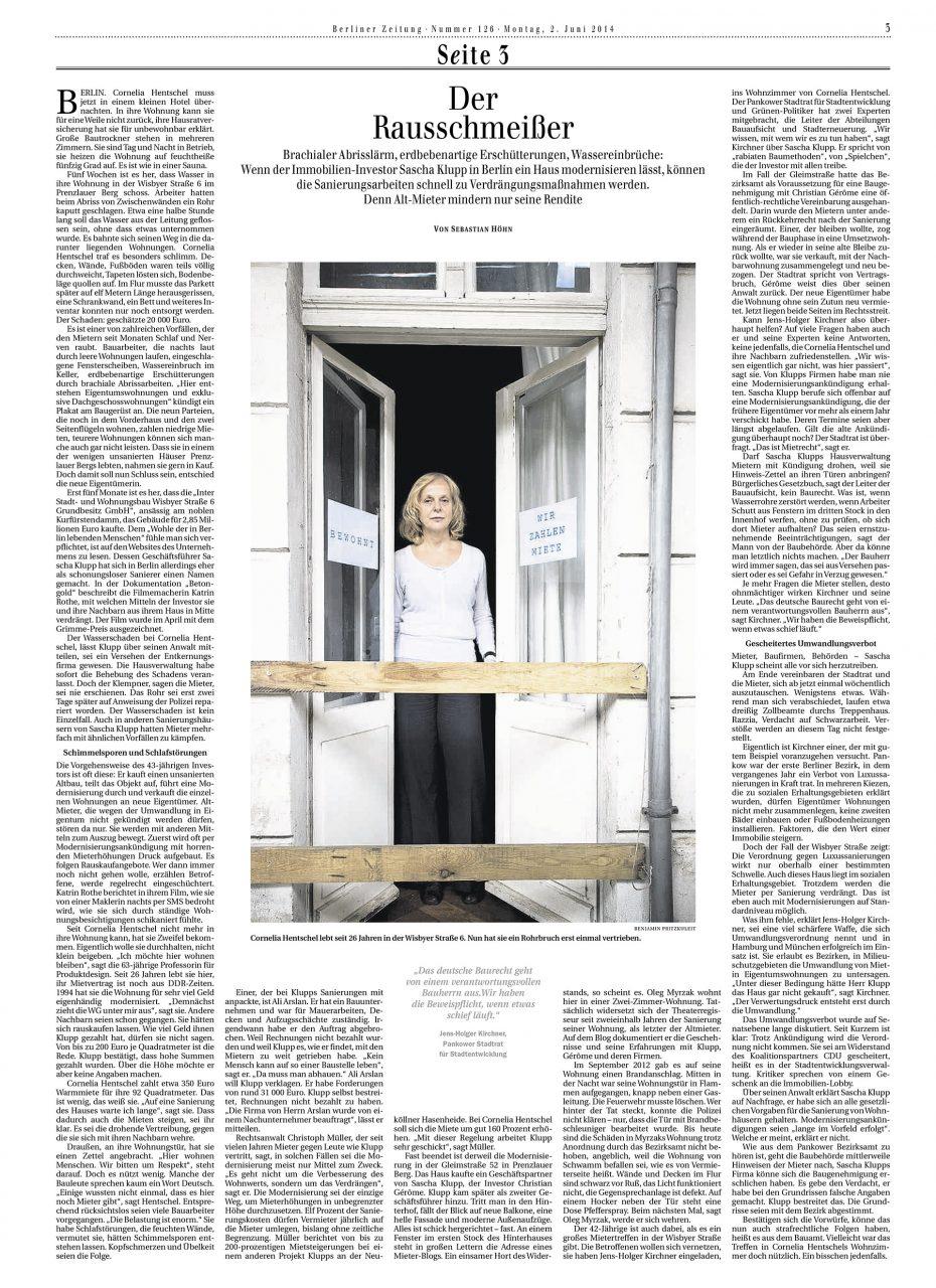Entmierung in Berlin
