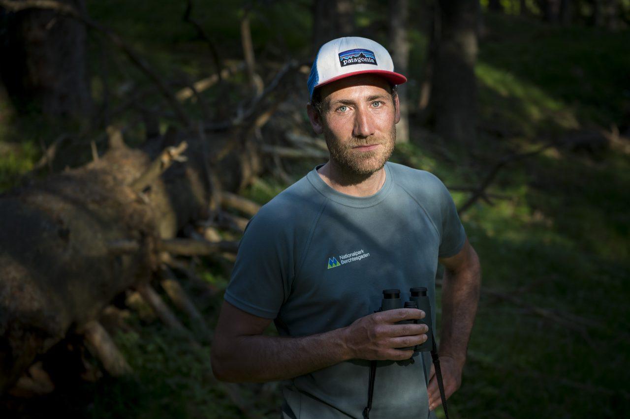 Forstwissenschaftler Sebastian Seibold